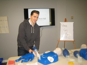 "CPR level ""HCP"" and AED Re-certification courses in Hamilton, Ontario"