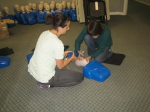 St Mark James CPR level A Courses in Hamilton