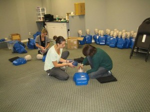 "workplace approved CPR ""C"" Courses in Hamilton, Ontario"